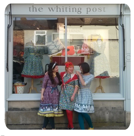 the whiting post