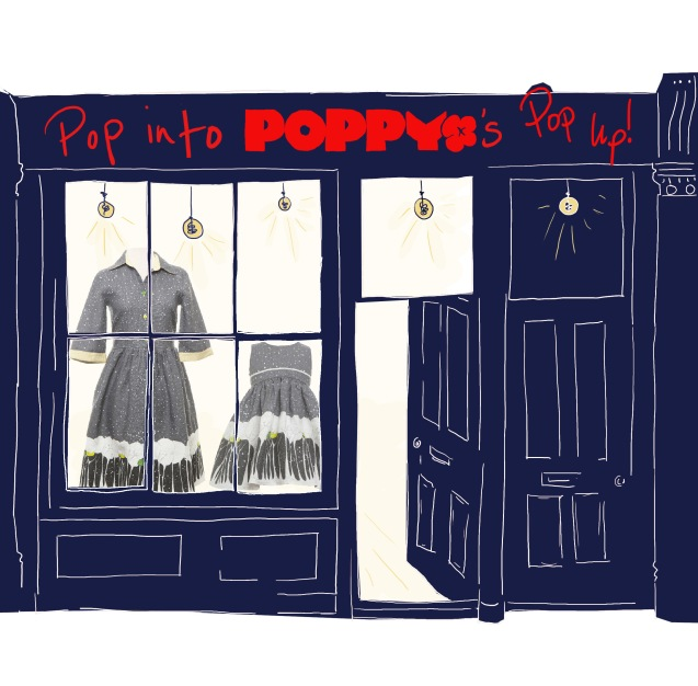 Welcome to Poppy's Pop Up Shop